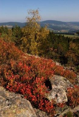 At Popelna mountain