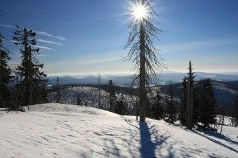 Luzny mountain