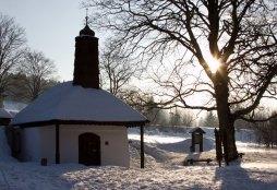 The Chapel at Zelezna Ruda