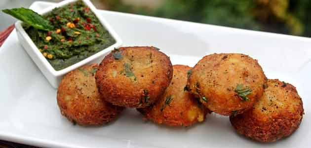 Flattened Rice Cutlet