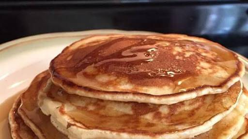 Buttermilk Pancakes - healthy Breakfast
