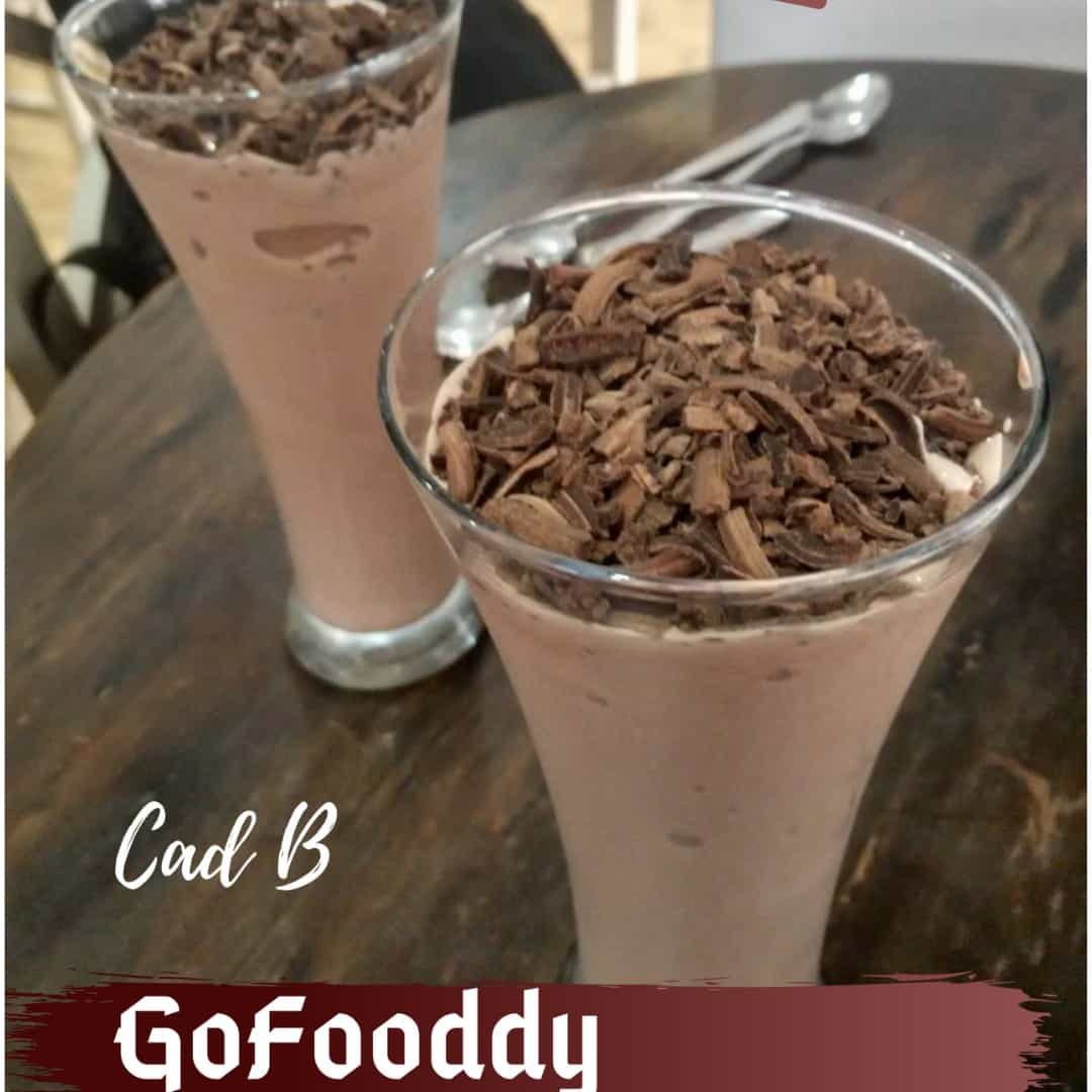 Cad B Recipe