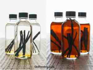How To Make Vanilla Extract