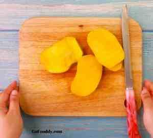 mango piece