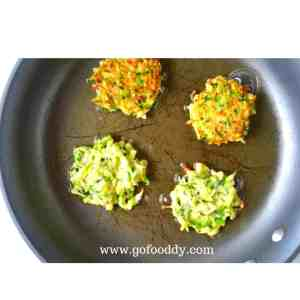 Zucchini Balls