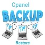 cpanel backup restore