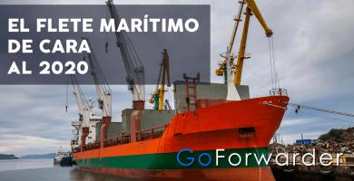 Flete marítimo de cara al 2020