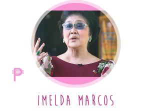 Imelda-Marcos power