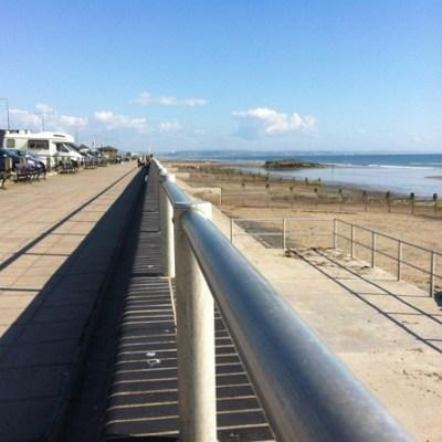 tywyn sea front