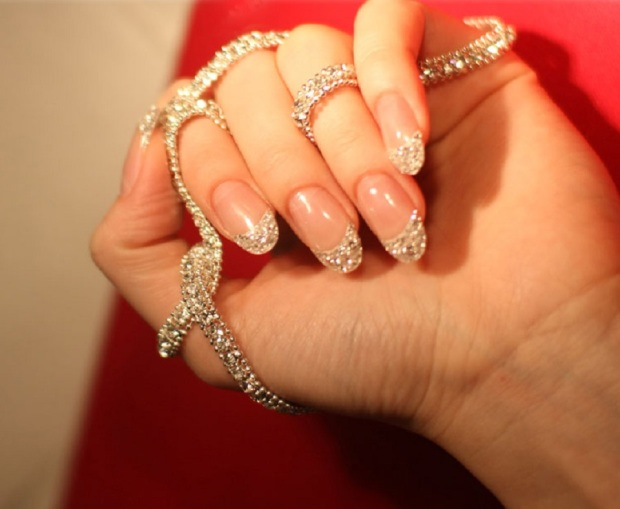 Remove Gel Nails White Spots In