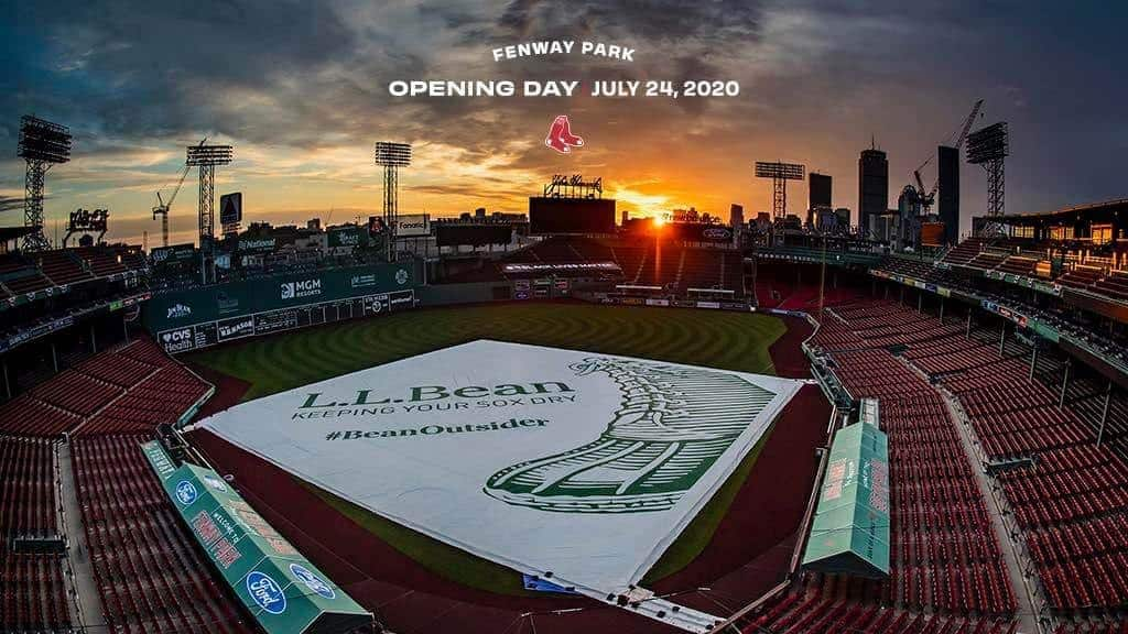 Today is OPENING DAY!