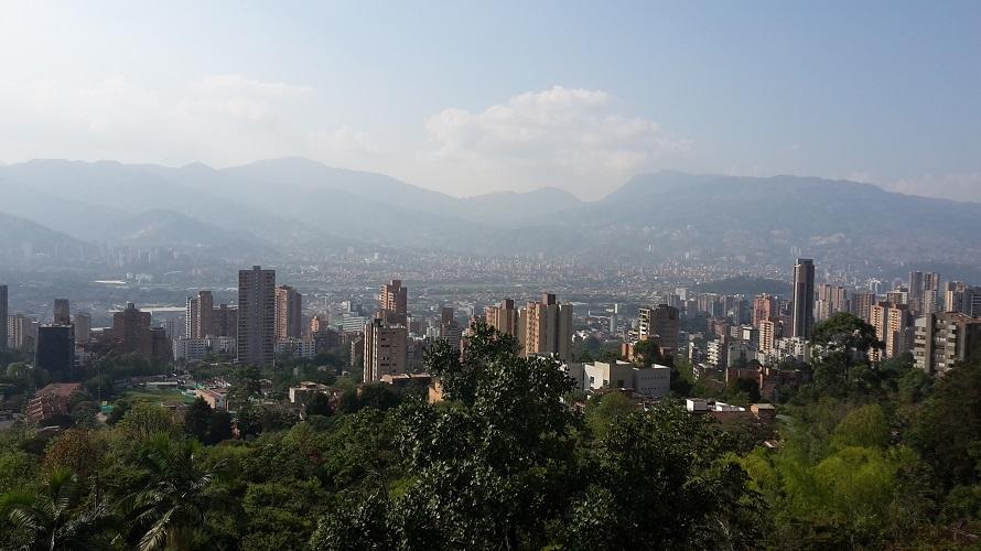Wie sicher ist Medellín?