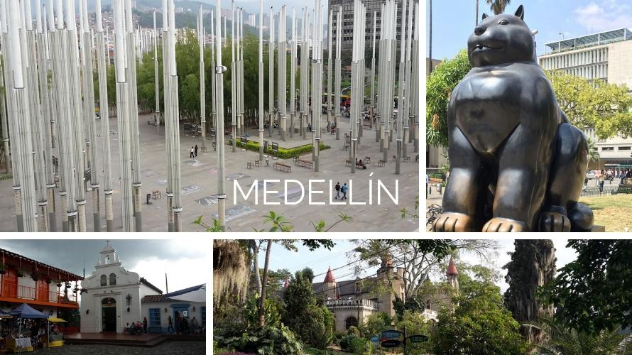 7 Sehenswürdigkeiten, die du in Medellín nicht verpassen darfst