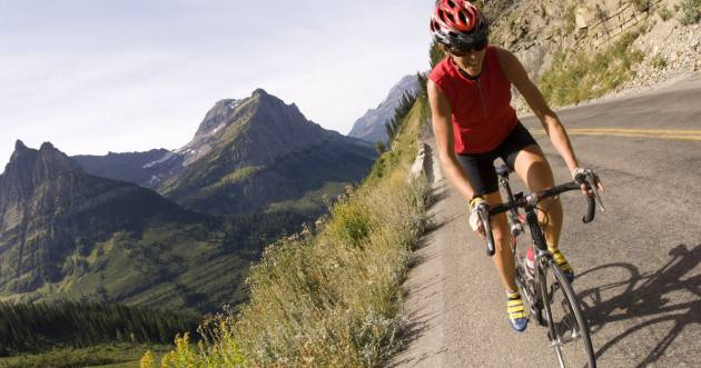 Glacier National Park, Going to the sun Road, Bike Rental, Glacier Outfitters