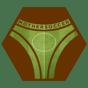 MotherSoccer logo voorstel met Tangobal detail