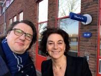 Marcel Stephan en Wendie Ockeloen