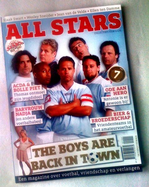 All Stars Magazine