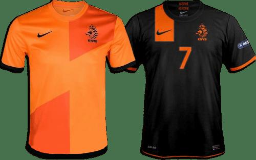 Uitshirt Nederlands Elftal