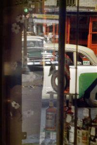 Saul Leiter - Taxi - 1965