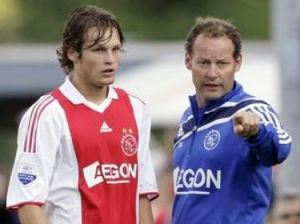 Daley en Danny Blind