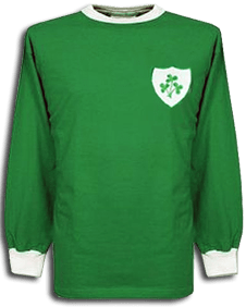 Ireland Retro Shirt - © GogmeUnited