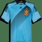 Spanje uitshirt 2012