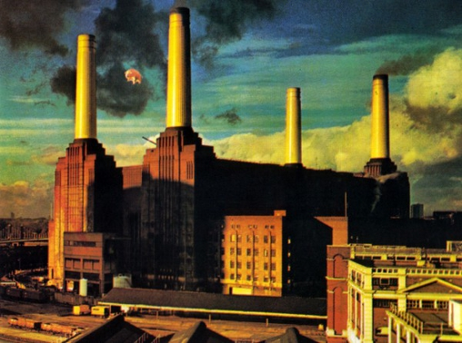 Battersea Power Station - Pink Floyd