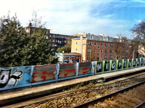 Amsterdam By Train - © Gogme United