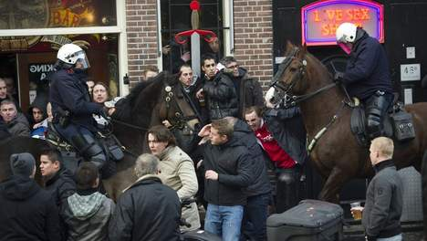 Ajax-United rellen