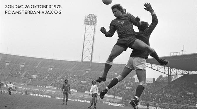 1975 FC Amsterdam- Ajax