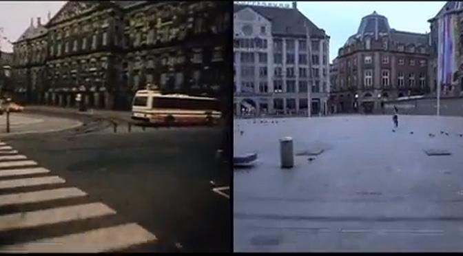 My Amsterdam (toen en nu)