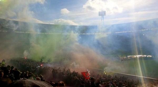 Feyenoord-Ajax 2014