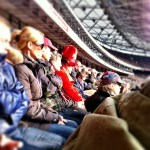Supporters in de Kuip