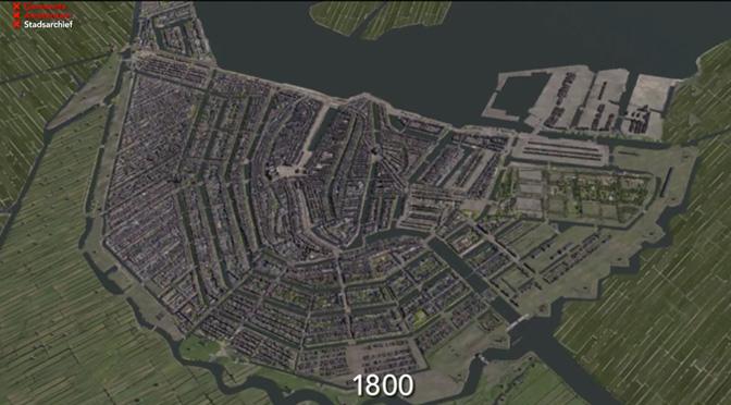 Amsterdam Animatie