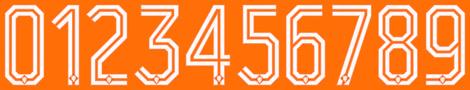 Rugnummers 2014