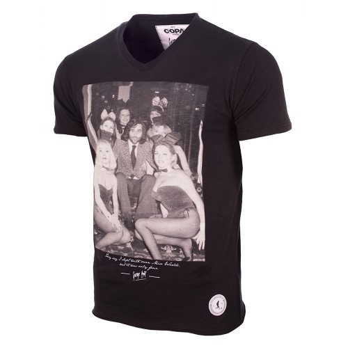 George Best t-shirt COPA Football