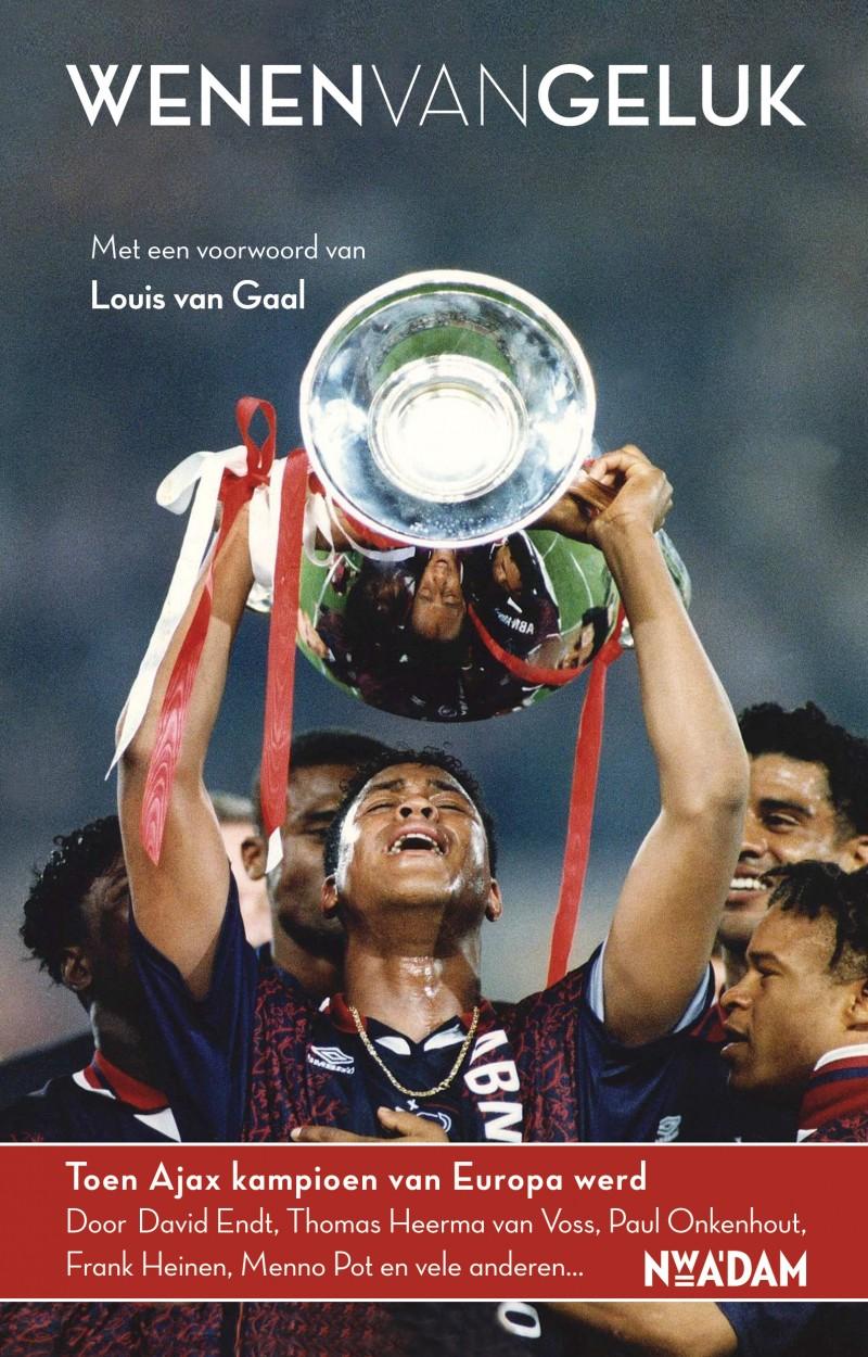 Wenen Van Geluk Boekcover