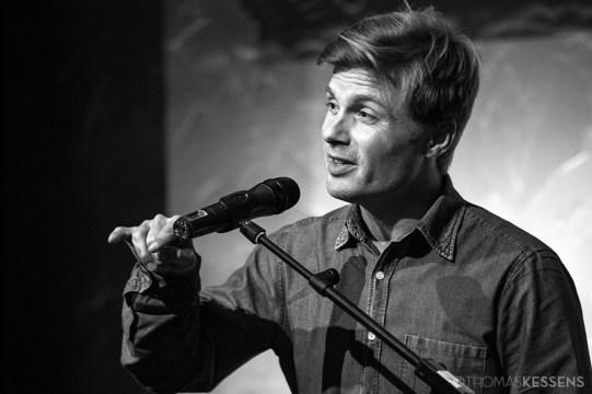 Thomas Rijsman op Wenen van Geluk LIVE