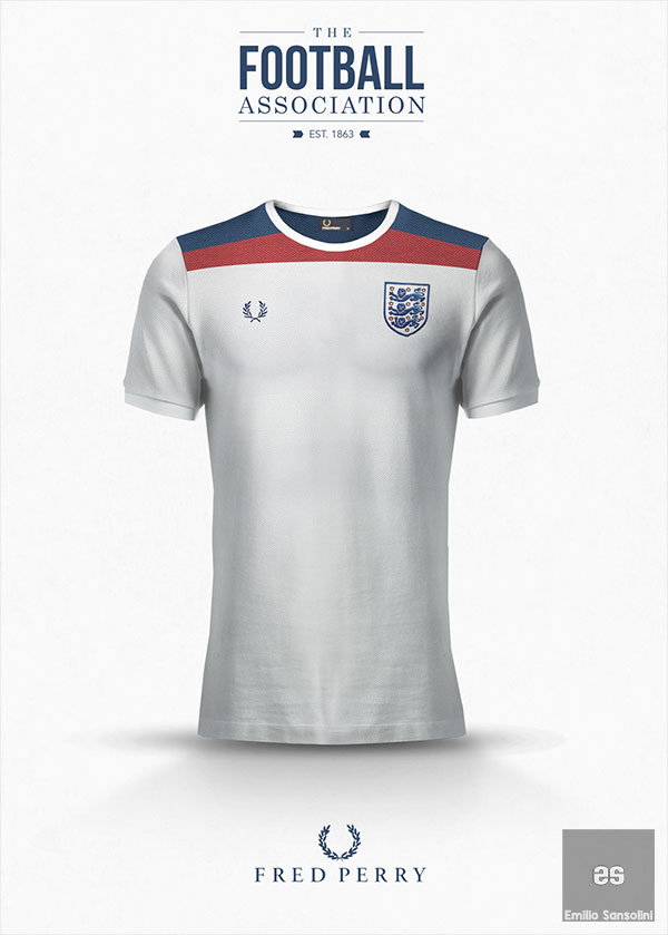 Engeland - Fred Perry