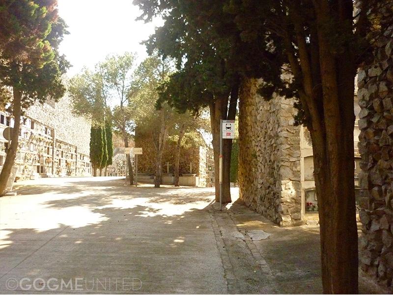 Cementiri De Montjuïc
