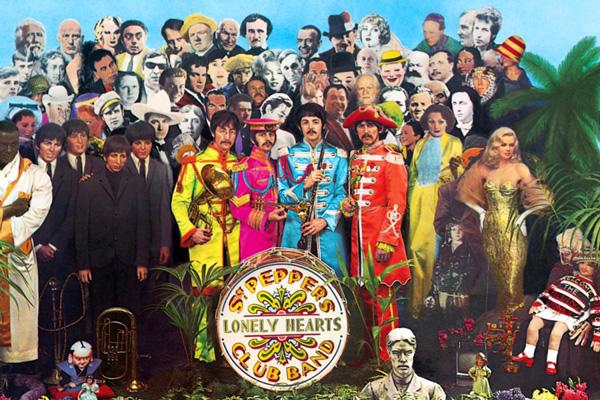 Sgt. Pepper's Cover