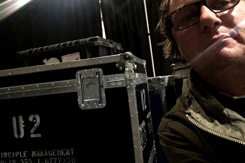Video Opnamen U2 In Amsterdam: Fake News