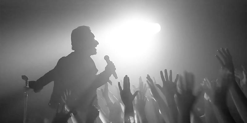 U2 the Blackout