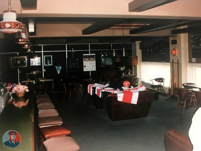 Ajax stadion spelershome