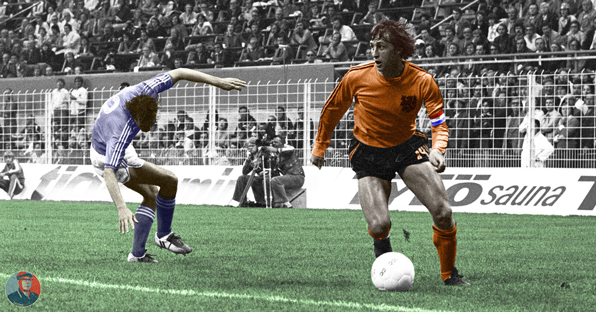 De Cruyff-turn