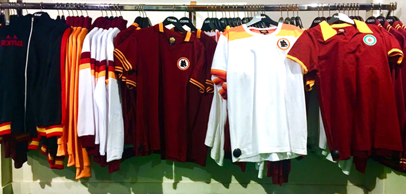 AS Roma collectie COPA Football