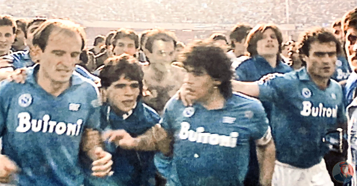 Retro shirt Maradona