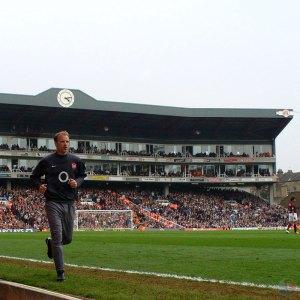 Bergkamp Day, Arsenal v. West Brom, 2006