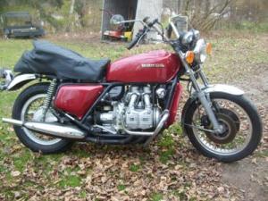 1976 1000cc Honda Goldwing Gold Wing
