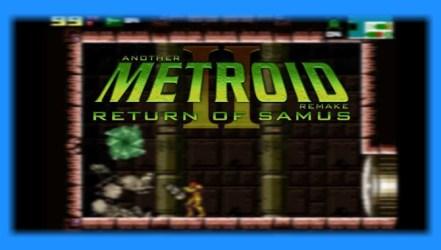 metroid 2 remake rom